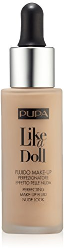Pupa Like A Doll Make-Up Fluid 030 Natural Beige