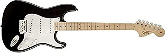 Fender 6 String Solid-Body Electric Guitar, Right Handed, Black (0310602506)