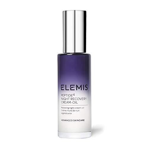 ELEMIS Peptide4 Night Recovery Cream-Oil, crema de noche purificadora a base de aceites 30 ml