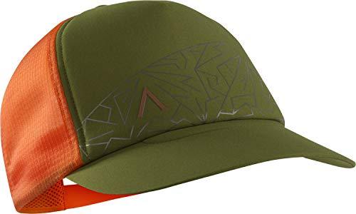 Arcteryx Mountain Trucker Hat Gorra, Unisex Adulto, bushwhack/Trail Blaze, Talla Única
