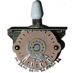 Fender 5-Position Pickup Selector Switch for Stratocaster