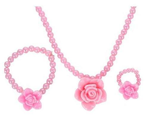 YDZS Collar de Oro Pendientes Anillo de Anillo de Cristal de Cristal joyería de Moda Conjunto Regalos para Mujeres (Metal Color : F494)