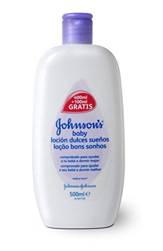 Johnson's Baby Dulces Sueños Loción - 500 ml - [paquete de 6]