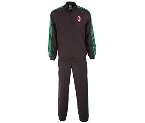 adidas ACM AC Milan UEFA Champions League Presuit Präsentationsanzug Trainingsanzug G72616 Herren (46)