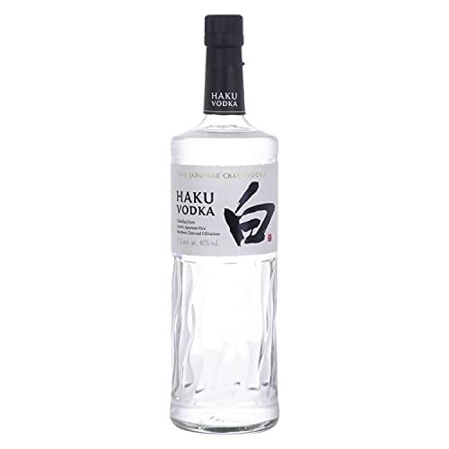 Haku Vodka Suntory Japanese Craft Vodka 40% Vol. 1L - 1000 ml