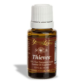 Young Living Essential & Massage Oils Blends Thieves Essential Oil - 15 Ml