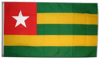 Flagge Togo - 60 x 90 cm