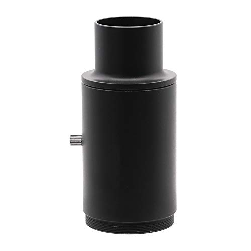 LingoFoto 1.25 Inch Eyepiece Extension Tube M42 Thread T-Mount Adapter T2 Converter Ring with Camera Adapter Ring for Canon Nikon Pentax Sony Olympus for Telescope