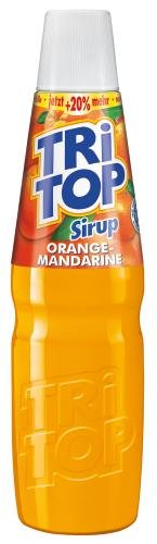 Tri Top Sirup Orange Mandarine 600ml