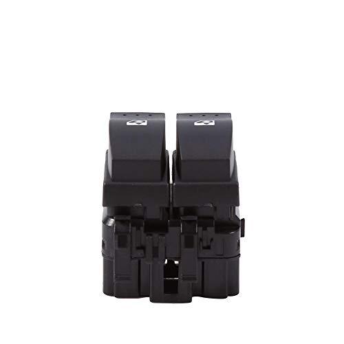 VIFERR Renault Clio Schalter für Fensterheber, elektrische Fenstersteuerung Doppelschalter-Knopf Kompatibel mit Renault Clio II 2 8200 060 045