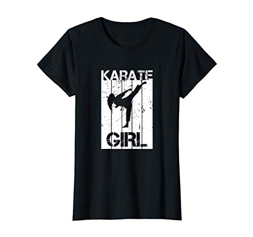 Karate Kampfsport Martial Arts T-Shirt