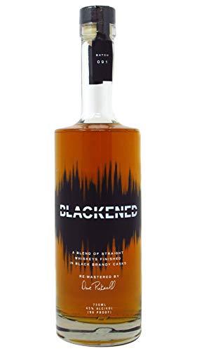 Sweet Amber Distilling - Metallica Blackened American - Whisky