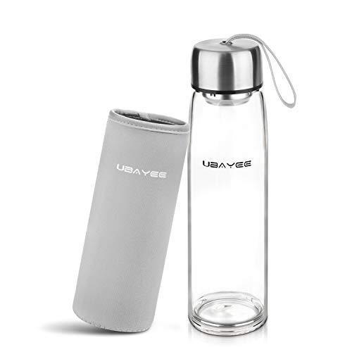 UBAYEE Glasflaschen