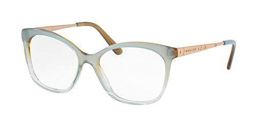Michael Kors 0MK4057 Monturas de gafas, Multicolor Green, 51 para Mujer