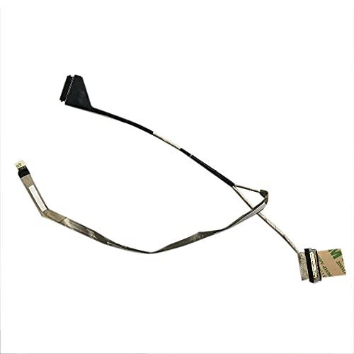 Zahara DD0X82LC002 - Cable de vídeo para HP ProBook 430440450470 G4 (no táctil, 30 pines)