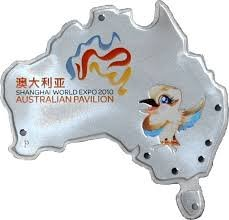 1 Unze = 31,1 gramm echtes Silber Silbermünze Farbe Color Kookaburra in der Form von Australien Silbermünzen Silberbarren (nicht nur versilbert)