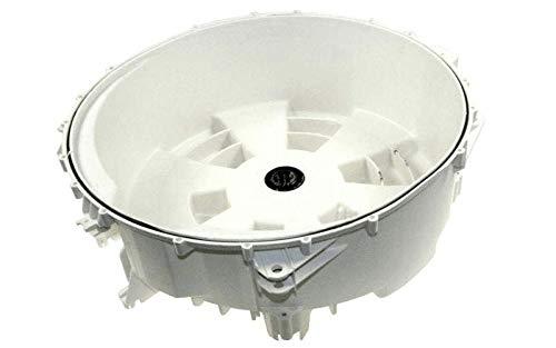 Set halber Rückdeckel für Waschmaschine Techwood – 20689470