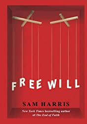 Book cover: Free Will by Sam Harris