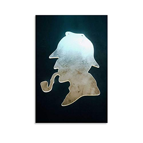 Chuxing Sherlock Holmes - Poster da appendere con illustrazione e...