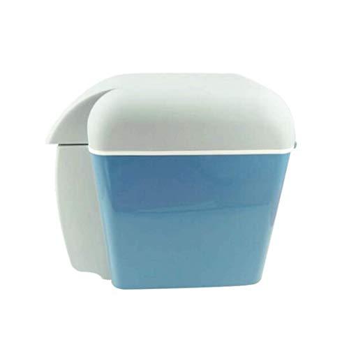 GUOCAO refrigerador del Uso del Coche en casa Mini Nevera refrigerada 7,5 l Refrigeradores