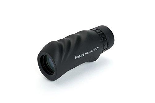 El mejor prismático monocular impermeable: Celestron Nature 10x25