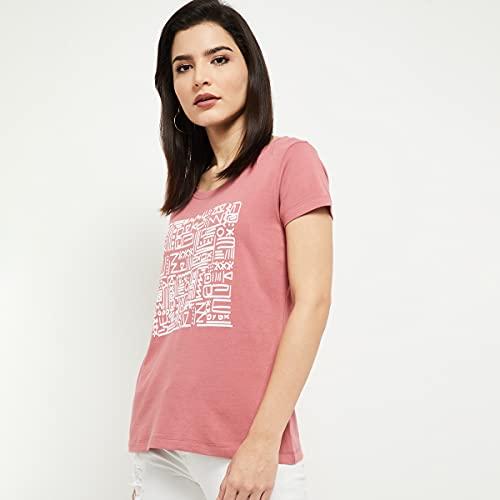Max Women's Regular T-Shirt (Pack of 2)