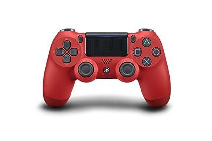 Sony - DualShock 4 Rouge V2