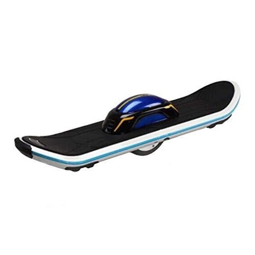 RUIMA Monociclo eléctrico - Scooter eléctrico de autoequilibrio Scooter eléctrico de autoequilibrio Inteligente rápido y Seguro, Adulto Unisex (Color : Blue)