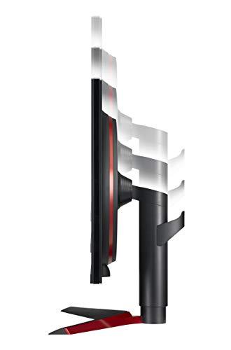 LG 27GL850-B 68,58 cm (27 Zoll) UltraGear QHD IPS Gaming Monitor (144 Hz, 1ms GTG, G-Sync, DAS Mode), Standard-Fuß, USB-Port, schwarz - 5
