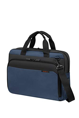 Samsonite Mysight Laptop Briefcases 15.6 Inch (42 cm - 12.5 L), Blue (Blue)