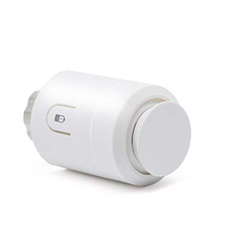 SIRO Smart Heizkörper Thermostat Smart Life App Steuerung, Alexa, Google Sprachsteuerung kompatibel… (Bluetooth 1er)