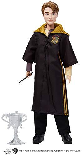 Harry Potter Muneco Cedric Diggory de la coleccion de Caliz de Fuego (Mattel GKT96)