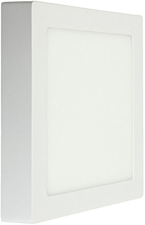 ZHENWOFC 21W quadratische LED-Panel-Wand-Deckenleuchten montieren Lampe AC 85-265V Innenlicht (Farbe (Farbe (Farbe   Weiß) B07N5FMM22   Zürich Online Shop  ba3e58