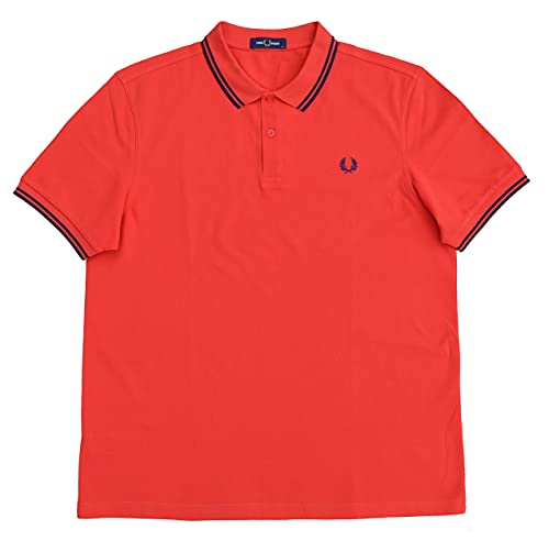 Fred Perry Twin Tipped - Polo para hombre