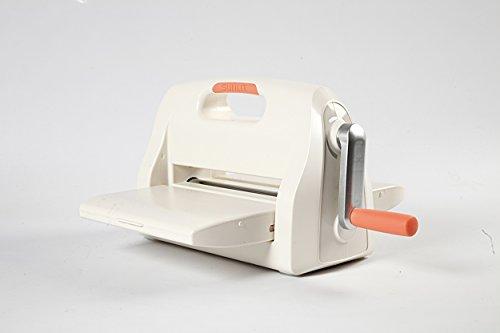 Stanz- und Prägemaschine, A4, 21x30 cm, Bogen max. 21 cm Breite, 1 Stück