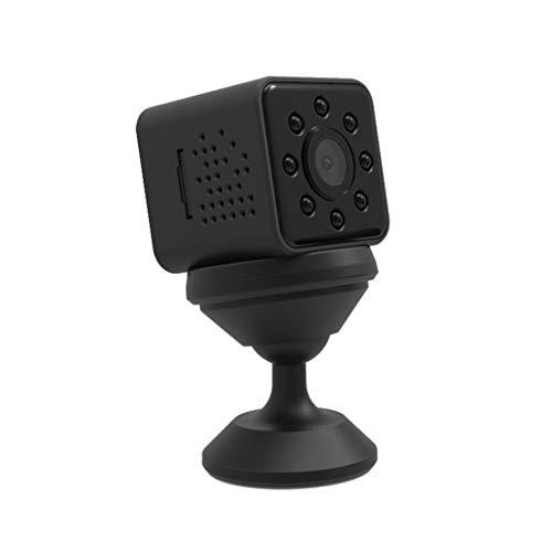 Gazechimp Quelima SQ23 Mini WiFi 1080P 155 Grad Weitwinkel Sport wasserdichte Nacht Version Video Recorder Dashcam - Schwarz