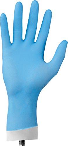 Semperguard Nitril Einweg-Schutzhandschuhe, Box mit 100 Stück, Größe M