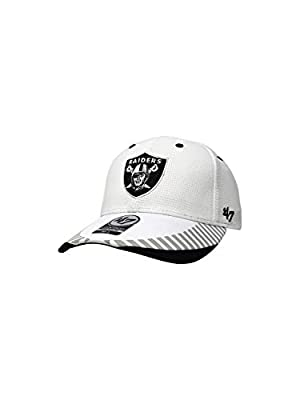 Oakland Raiders 47 Brand Tonal Clean Up Slouch Fit Hat