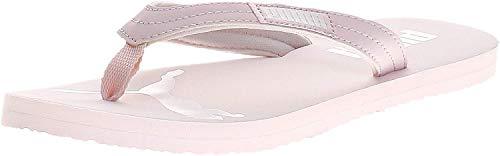 Puma Damen Cozy Flip Wns Dusch und Badeschuhe, Pink (Pink Rosewater White 05), 40.5 EU