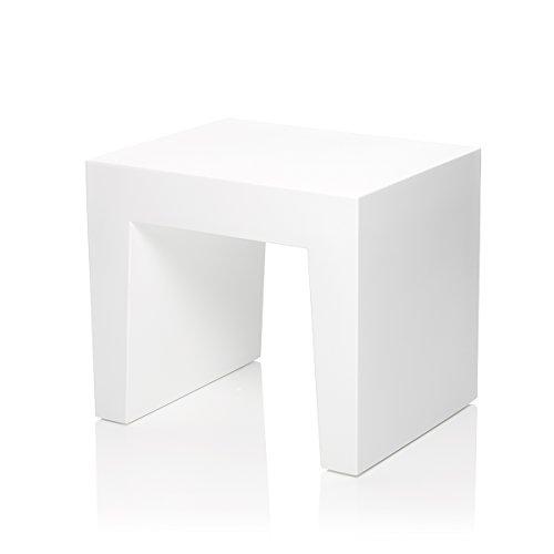 Fatboy Hocker Concrete Seat White 43x50x40 cm