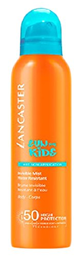 Suncare by Lancaster SPF50 Onzichtbare mist, natte huid, 200 ml