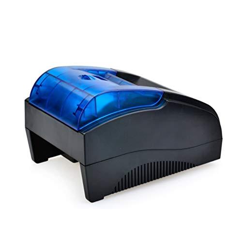 QCHEA 58mm USB POS Impresora térmica, Velocidad de impresión: 90 mm/s, Compatible con ESC/POS comandos Set (sin Cortador de Papel automático)