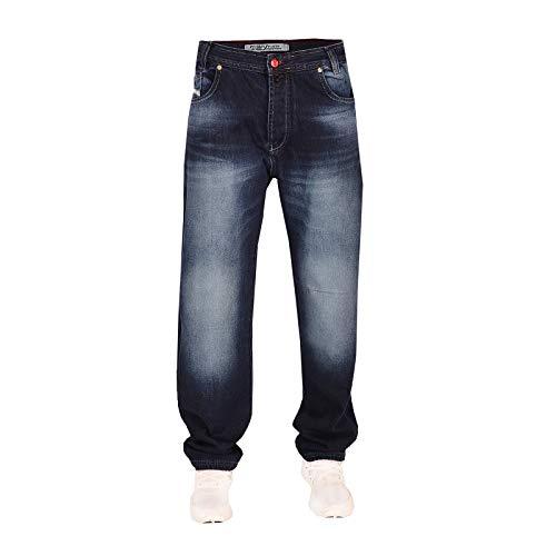 Picaldi Herren Jeans Zicco 472 EL Nino Dark | Karottenschnitt Jeans, Größe: 44W / 32L