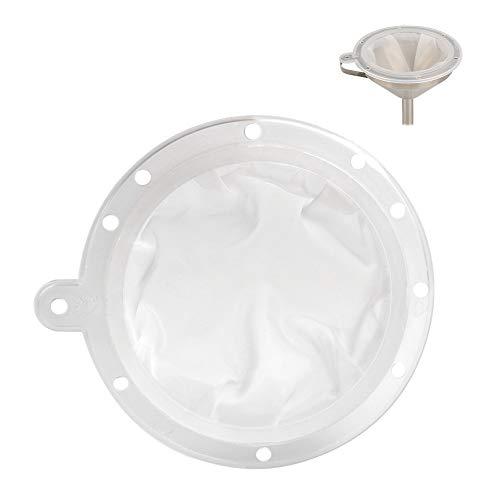 OFNMY Filter Siebe Set für 13cm/3,9 Zoll Küchen-Trichter (100 Mesh)