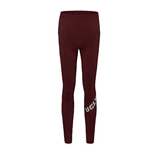 Uglyfrog #21 2017 Donna Ciclismo Pantaloni Long Bib Pant with Gel Pad Spring Style