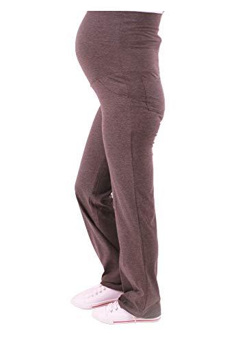 Verkauft von MamiMode Schwangerschaftsjogginghose | Sporthose | Schwangerschaftshose | Umstandsmode (XL, Grau)
