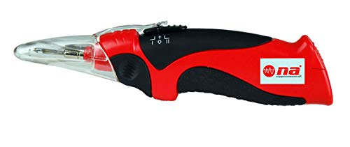 Nippon Portable Soldering Iron Cordless 8 Watt Battery Powered with LED Work Light