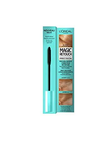 L'Oréal Paris Mascara Précision Correcteur de Cheveux Blancs, Magic Retouch, Blond, 8 ml