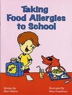 Taking Food Allergies to School...Coloring Book (Special Kids in School)