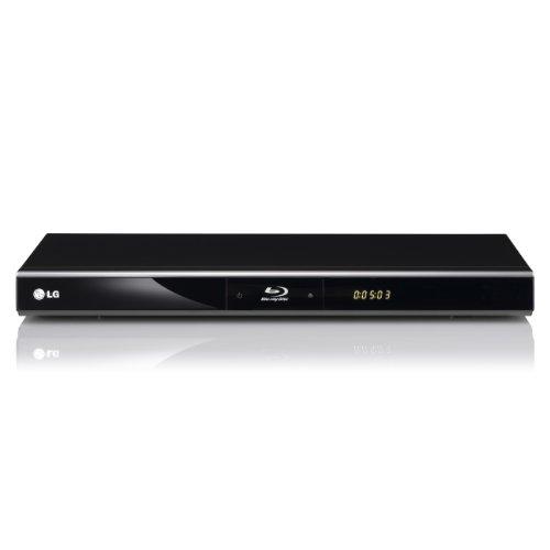 LG BD560 Blu-ray-Disc Player (USB 2.0, HDMI, Upscaling 1080p) schwarz